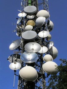tele communication networks in Nigeria