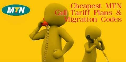 Cheapest MTN call tariff plans