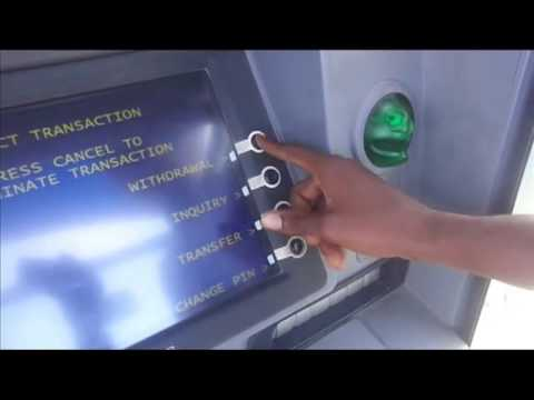 how to use atm card to withdraw money