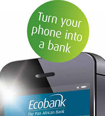 Ecobank transfer code features