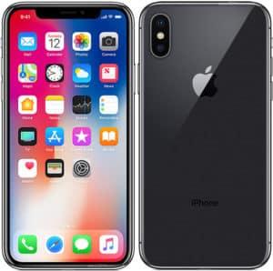 iPhone X Price in Nigeria Slot