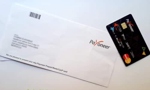 how to open a usa bank account with payoneer