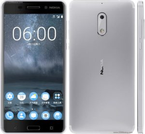 nokia-6 mobile phones