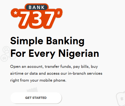 open a bank account online through the GTBank mobile banking platform