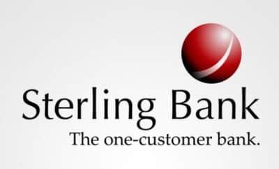 sterling bank ussd code