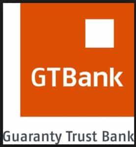 best banks in Nigeria - GTBank
