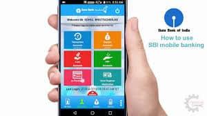 SBI Mobile banking app download