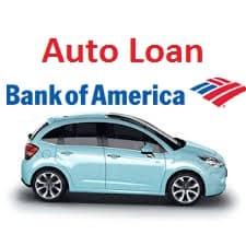 Bank Of America Used Car Loan Interest