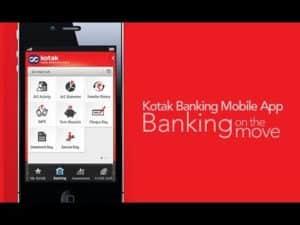 Kotak Mahindra online banking