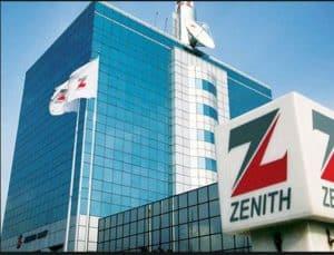 Top 10 best banks in Nigeria - Zenith Bank