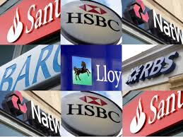 banks in england