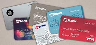 US credit card application