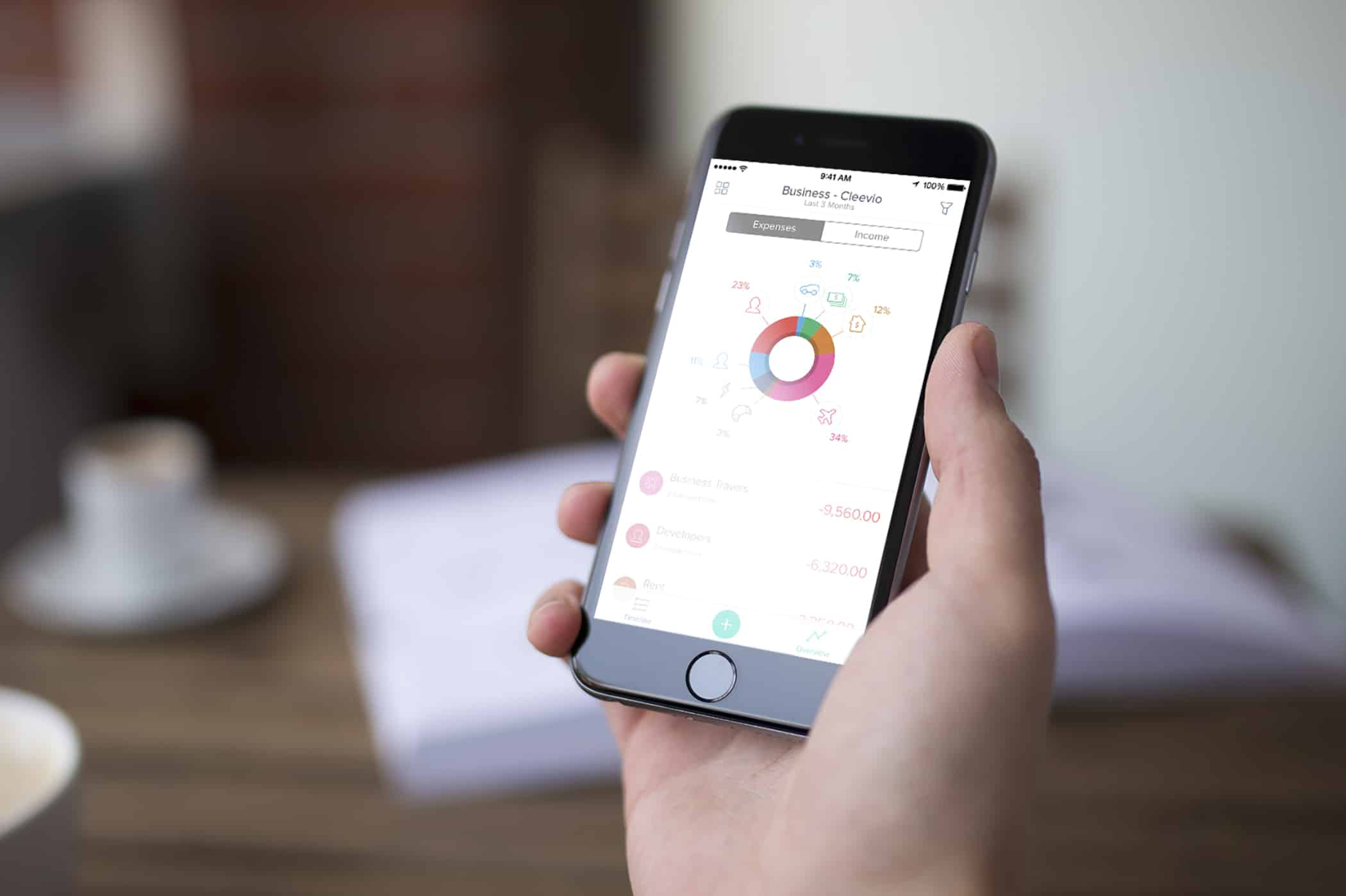 budget apps for iPhone