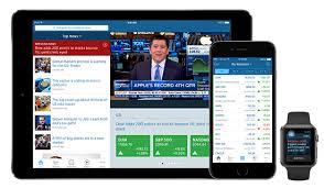 CNBC Stock trading app