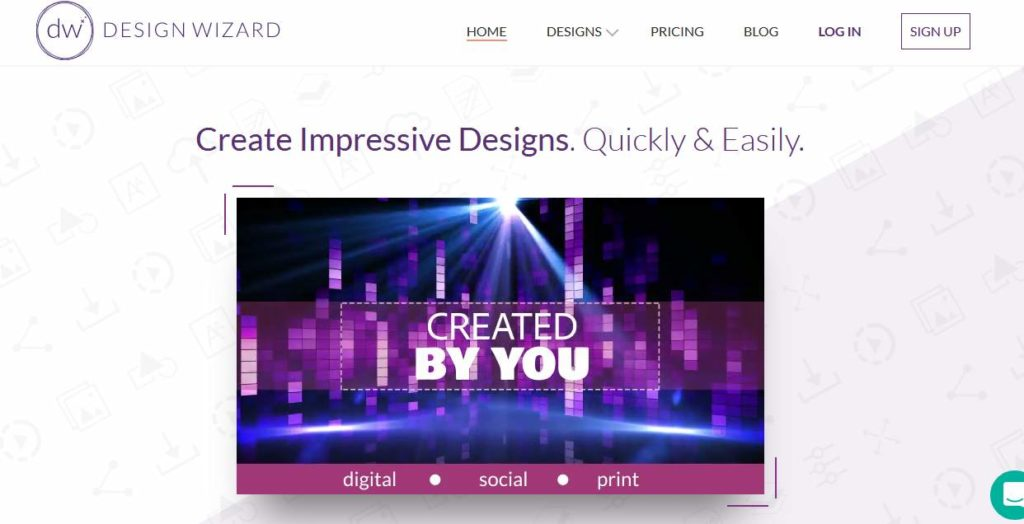 easy promotional posters graphics videos postermywall how it works