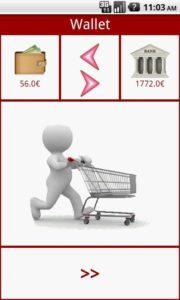 Wallet budgeting app