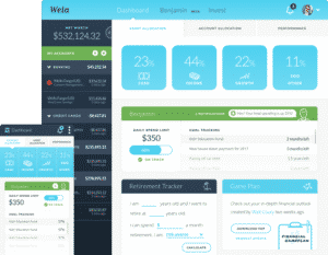 Wela expense tracker app