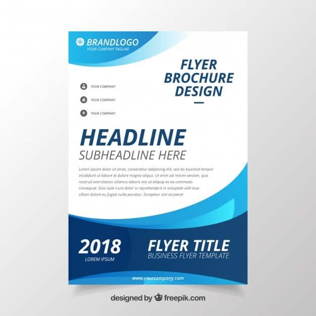 flyer advertising