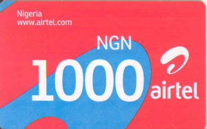 how to recharge Airtel in Nigeria