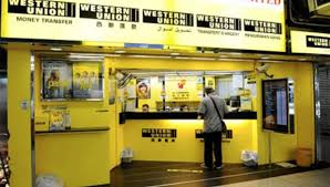 Western Union tracking office