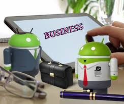business apps for Android phones