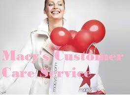 Macys customer care service
