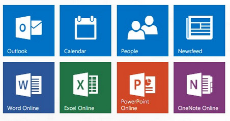 Microsoft office suite features