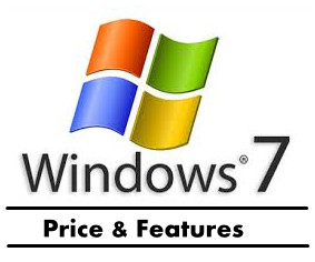 Windows 7 price