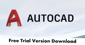 autocad free trial