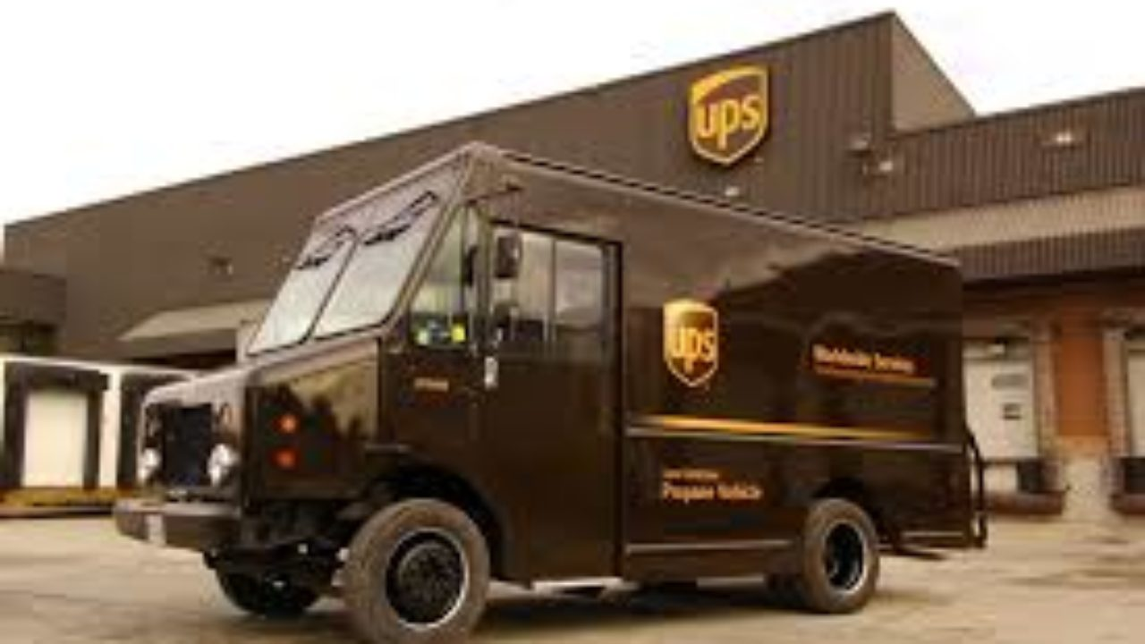 UPS Customer Service Email