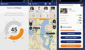 Glympse – Share GPS location