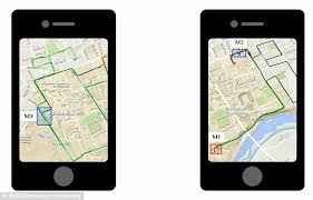 The WAY GPS Phone tracking app