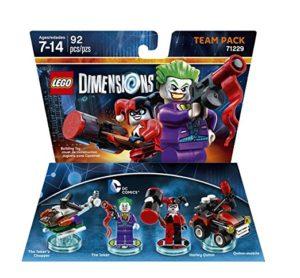 DC Comics Team Pack