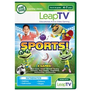 LeapFrog LeapTV Sports