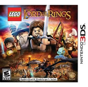 Nintendo 3DS Lord of the Rings