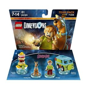 Scooby Doo Team Pack – LEGO Dimensions