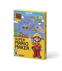 Super Mario Maker – Nintendo Wii U