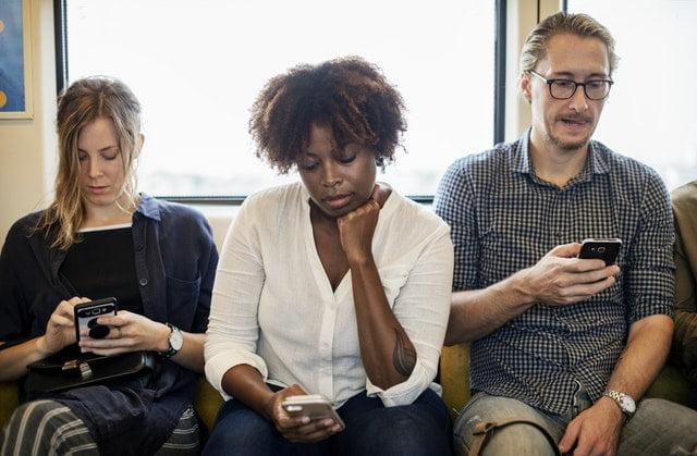 Social media ease communication