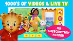 PBS Kids Videos