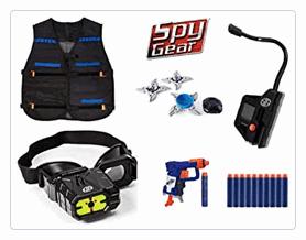 Spy Gear Mission Extreme Set pics