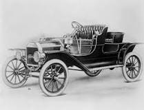 Ford first car