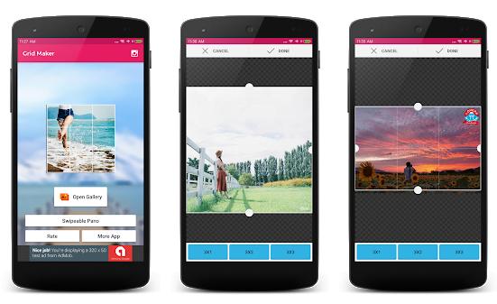 Best Instagram layout apps