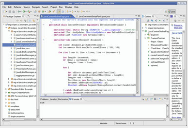 Eclipse Java Development Tool