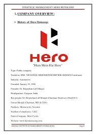 Hero Strategic Marketing