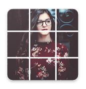 Nine Grid Crop For Instagram