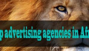 10 advertising agencies in South Africa
