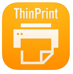 Thin Print Cloud Printer