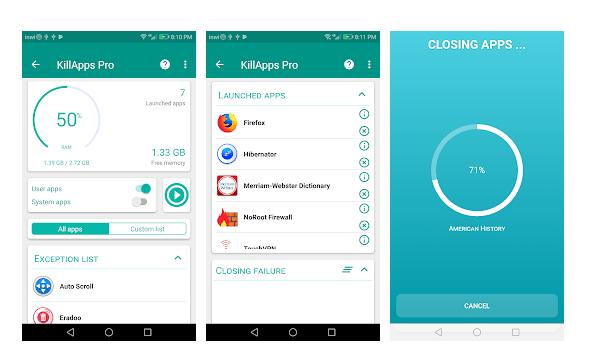 auto killer apps