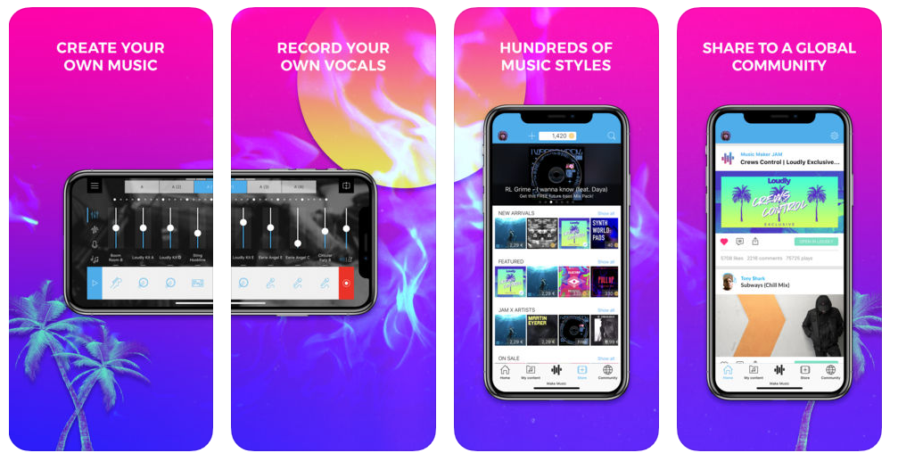 best music making apps