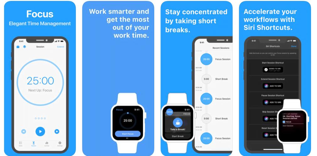 best time management app